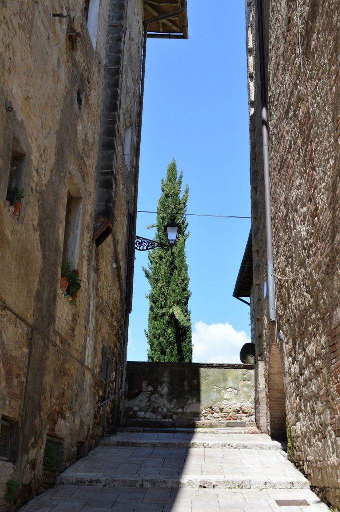 Colle Val d'Elsa, Toscana, viaggio on the road con bambini iniziali, trevaligie