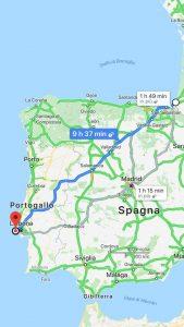 Alla scoperta di Lisbona e dintorni on the road con la famiglia
