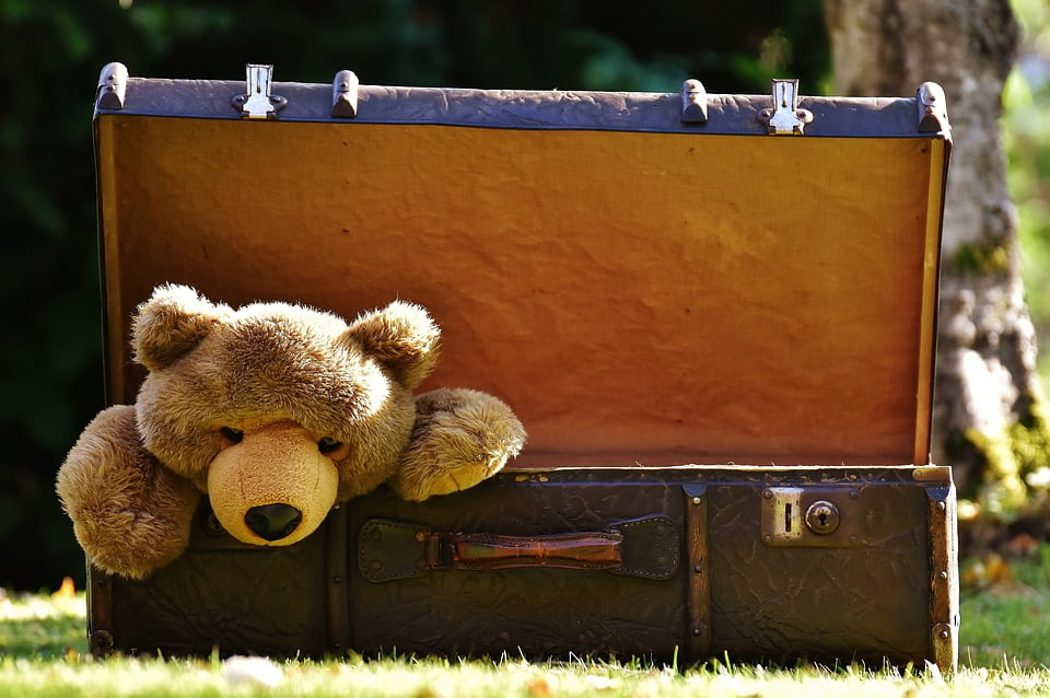 come fare la valigia per l'estate, preparare la valigia, vacanza, trevaligie