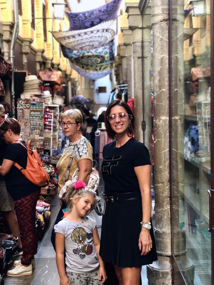 Granada, Andalusia, Viaggio on the road con bambini, trevaligie