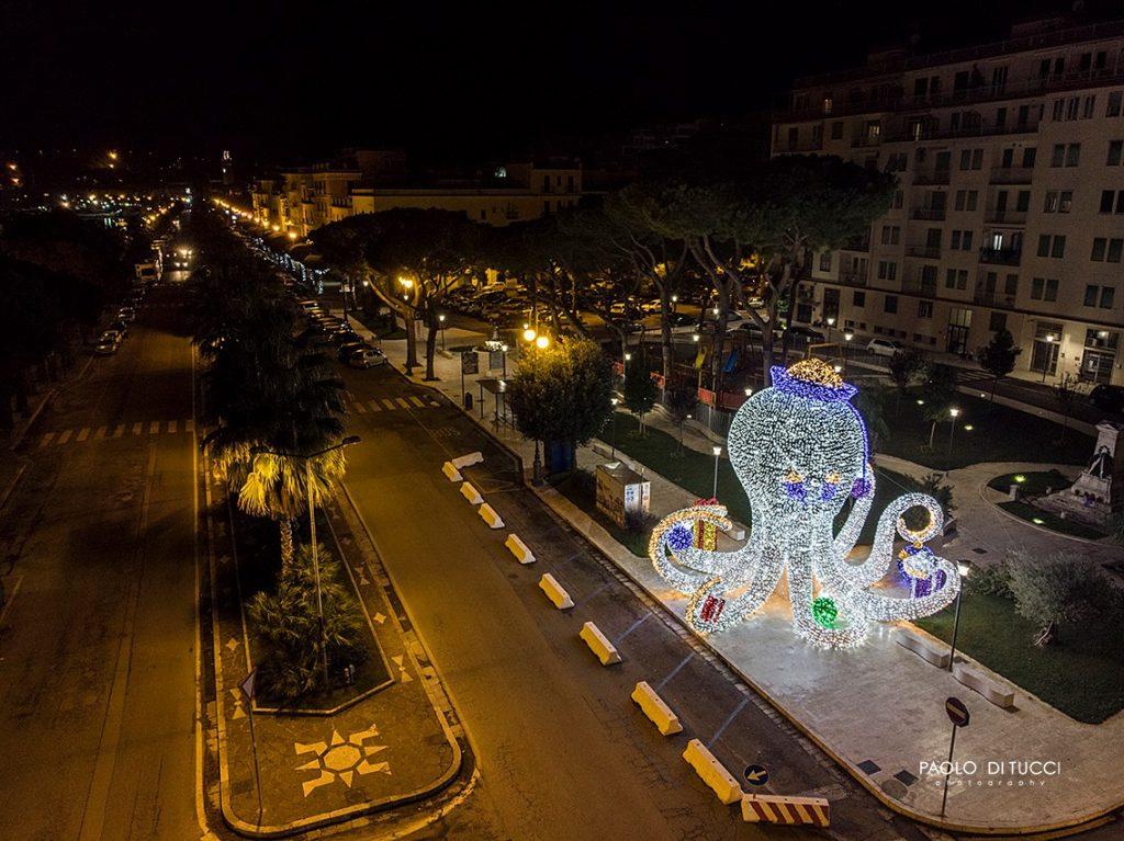 Gaeta, luminarie di Gaeta, Mercatini di Natale, viaggio con i bambini, viaggio on the road, trevaligie