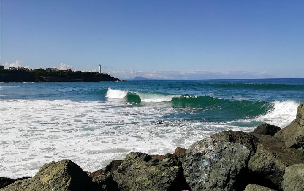 Anglet. Viaggio on the road sulla costa basca.