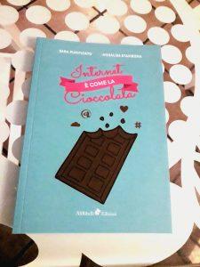 internet è come la cioccolata, recensione libro, viaggio in internet, trevaligie
