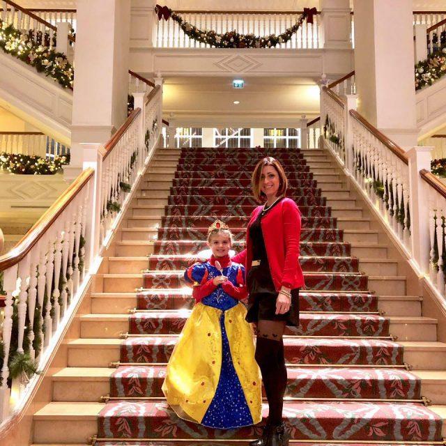 Disneyland hotel, dormire a Disneyland, viaggio con bambini, trevaligie.