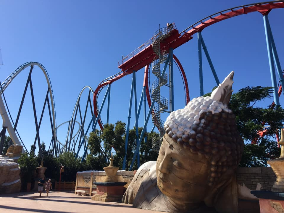 Portaventura Park, Barcellona, viaggio on the road  con bambini, trevaligie