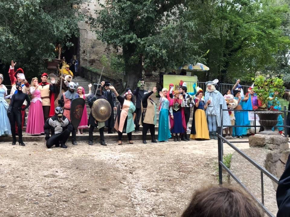 castello di lunghezza, week end a roma con i bambini, trevaligie