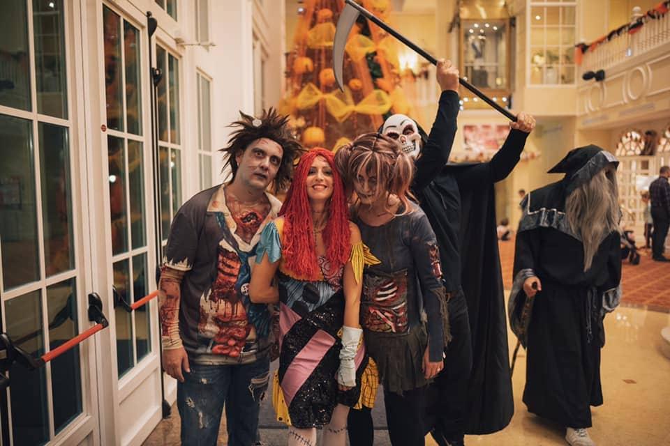 come vestirsi ad halloween, halloween party, gardaland resort, trevaligie