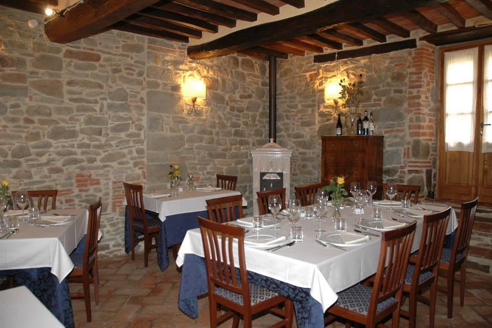 Ristoranti sulla A1, casa cecco, ristoranti ad Arezzo, trevaligie