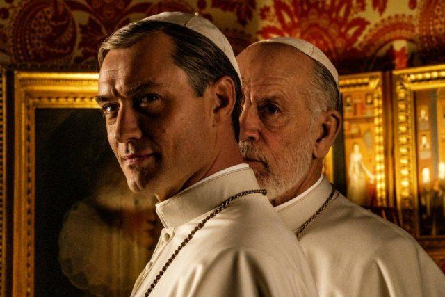 The new pope, Gaeta nel cinema, trevaligie