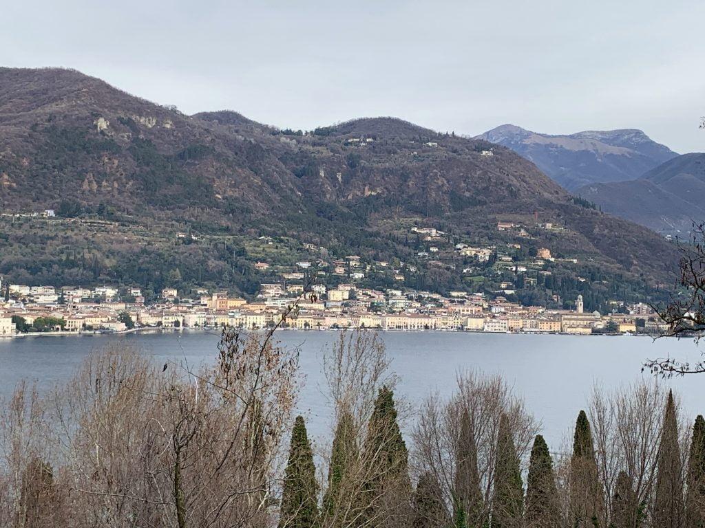 Repubblica di saló, vacanza sul lago di Garda, trevaligie