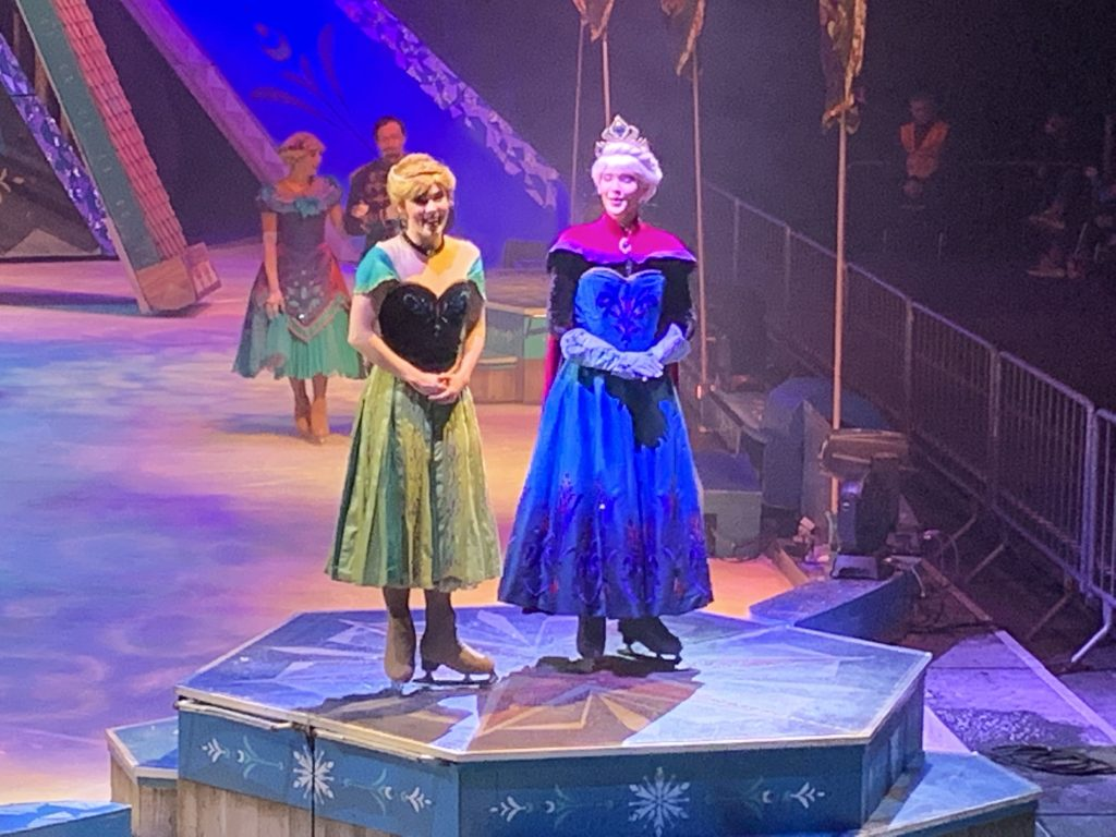 Disney frozen on ice, Roma, Milano, trevaligie