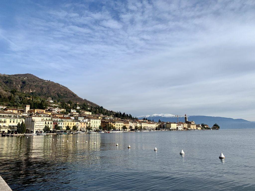 Saló, vacanza sul lago di Garda, Brescia, trevaligie