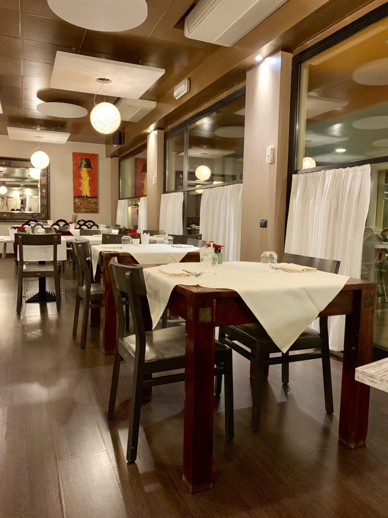 Dove mangiare a Sirmione, ristornate il ciclone, lugana, trevaligie