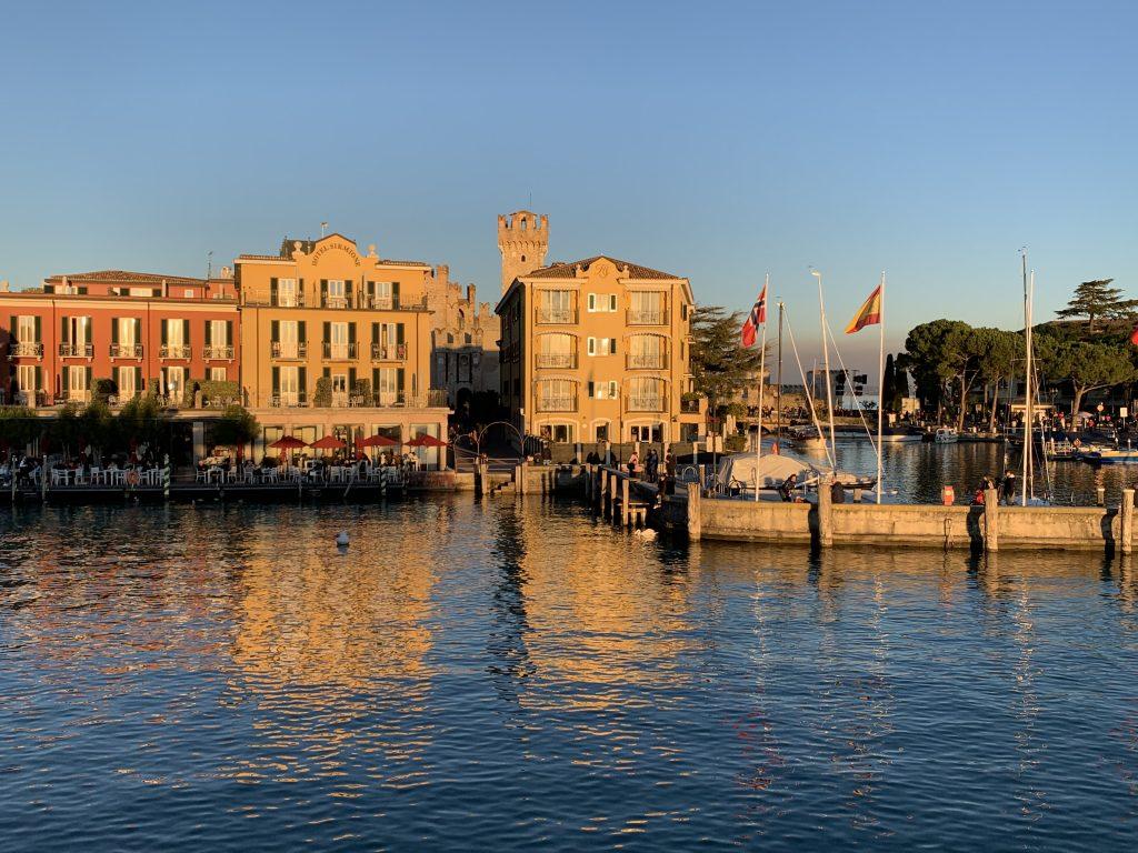 Vacanze sul lago di Garda, Sirmione con i bambini, trevaligie