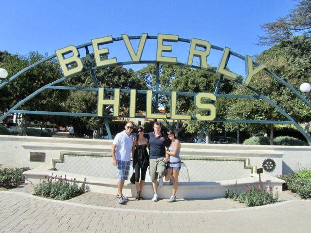 Cosa vedere a Beverly Hills, Los Angeles, viaggio on the road in California, trevaligie