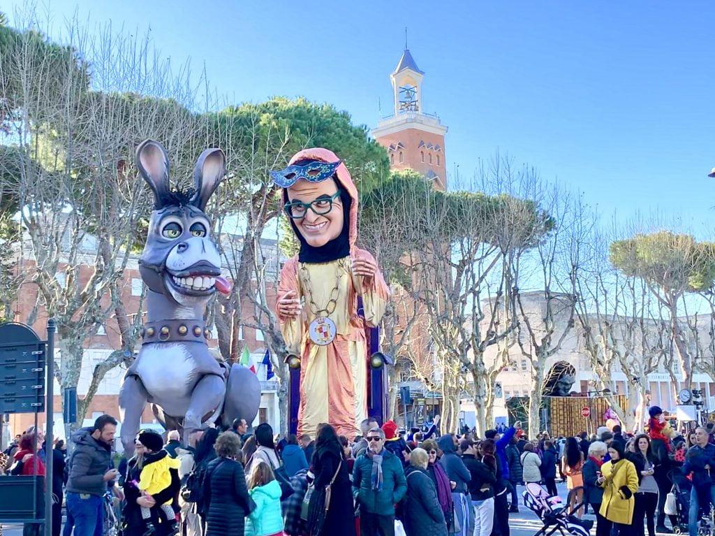 Carnevale a Gaeta, cosmo mitrano, sindaco di Gaeta , trevaligie