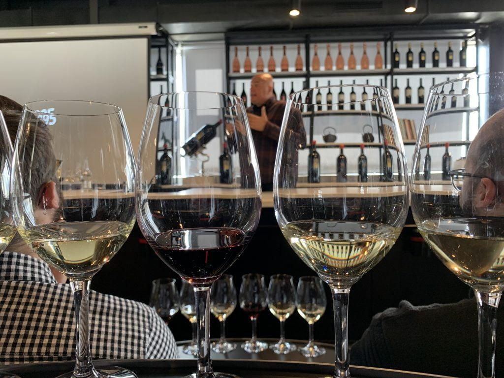 Feudi studi, Pierpaolo sorci, wine tasting, trevaligie