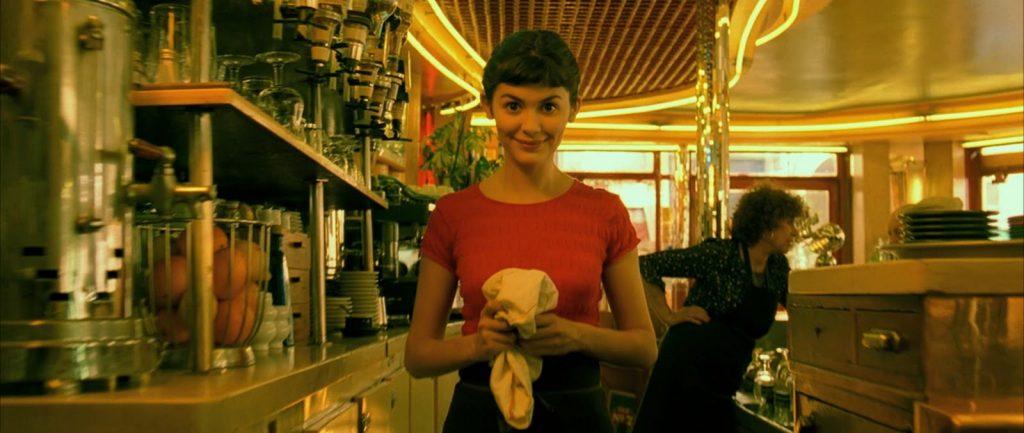 Amelie Poulain, Parigi nei film, trevaligie