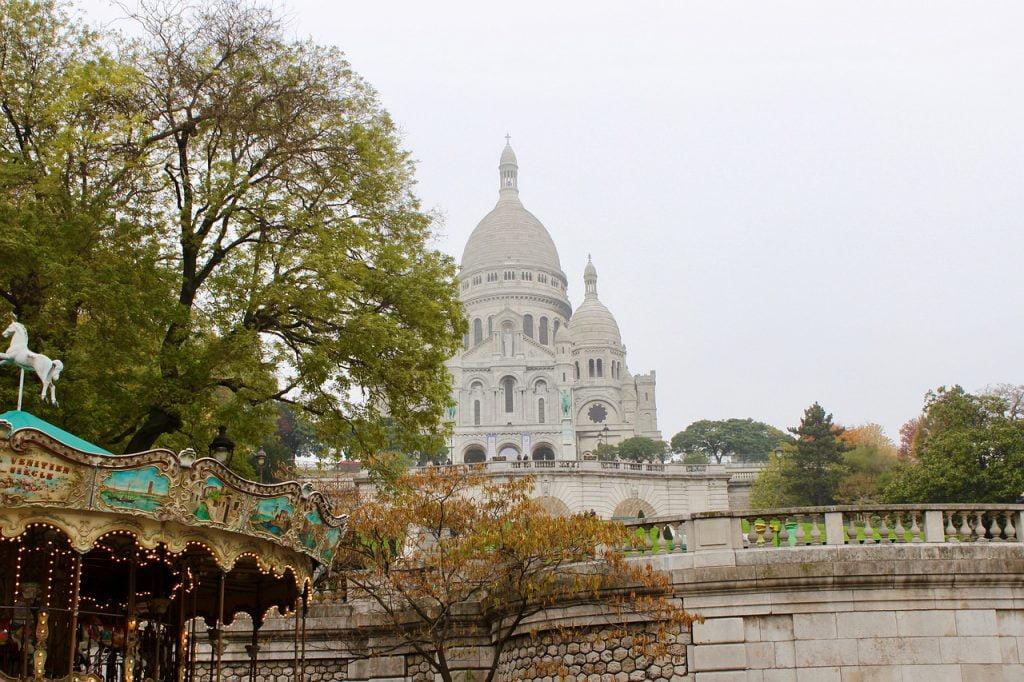 Au Marche de la Butte, Parigi, Montmartre, trevaligie