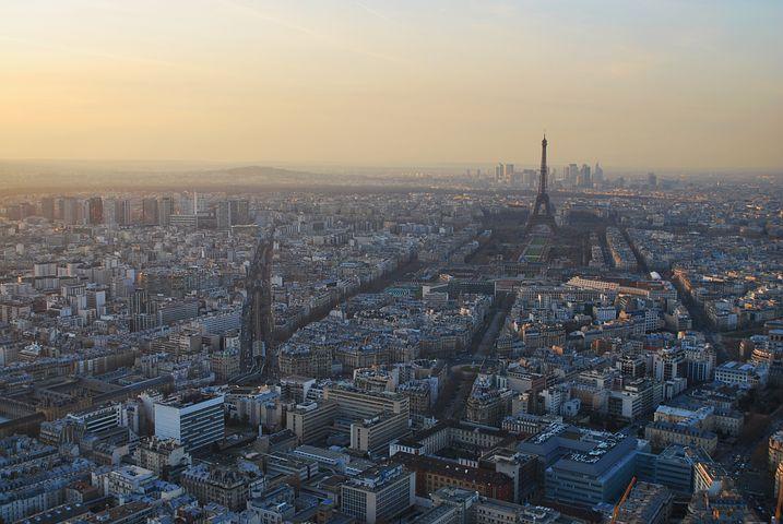Visitare Parigi da casa, trevaligie