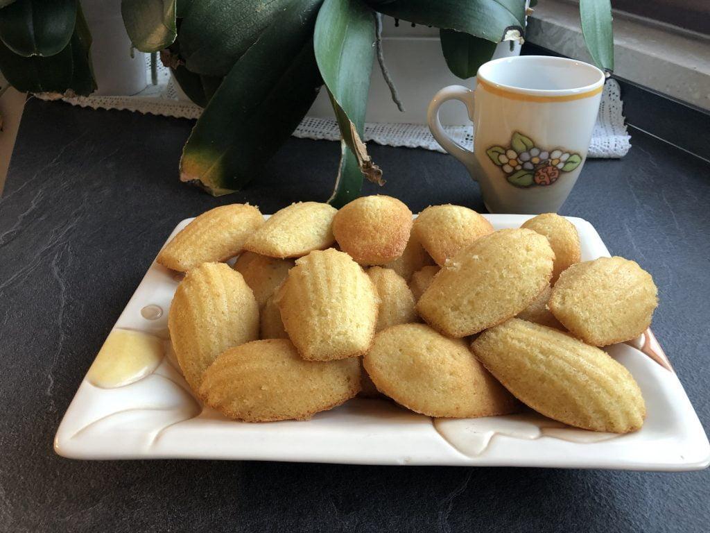 ricetta madeleines francesi, fare le madeleines a casa, trevaligie