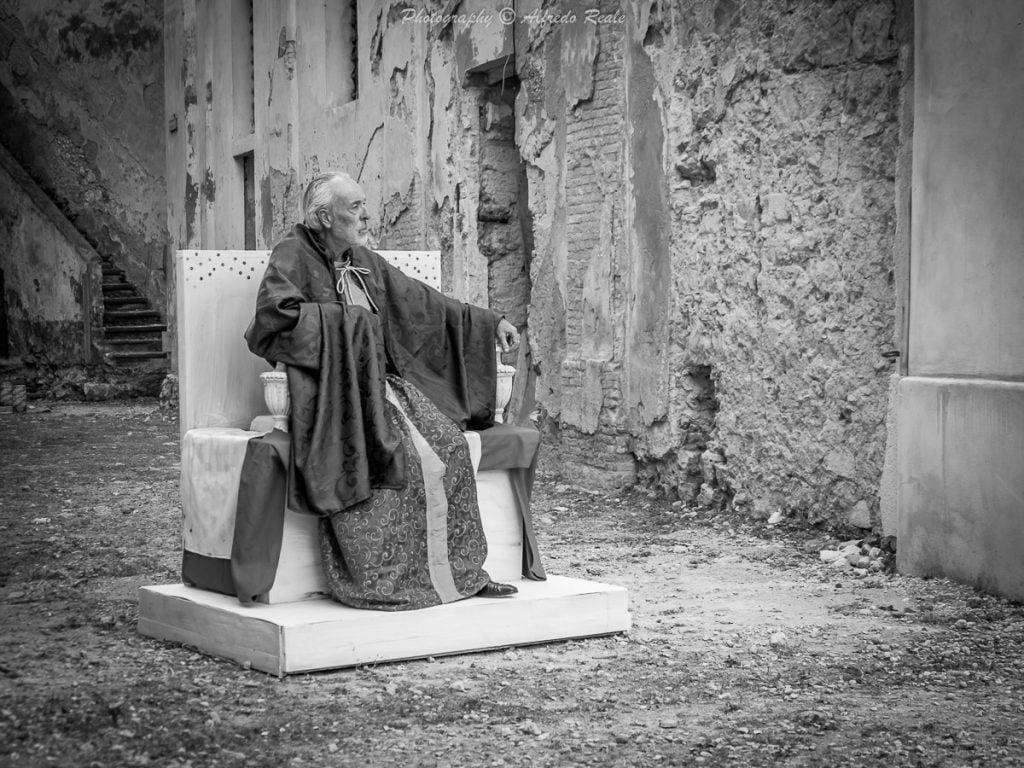 I personaggi che hanno fatto la storia del Castello angioino Aragonese di Gaeta. Federico II di Svevia.
