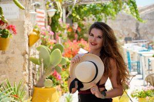 Sara Alessandrini di Itinerari religiosi, membro delle Travel Blogger italiane, inviata del blog tour Gaetavventura.