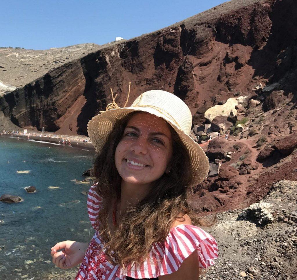 Mariarita Persichetti di 24hourstrotter, membro delle Travel Blogger italiane, inviata del blog tour Gaetavventura.