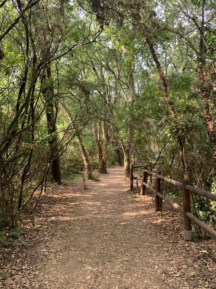 Nel Parco di Gianola è piacevole anche fare piccole escursioni nella natura, basta non sporcare e non urlare, nel rispetto di tutti.
