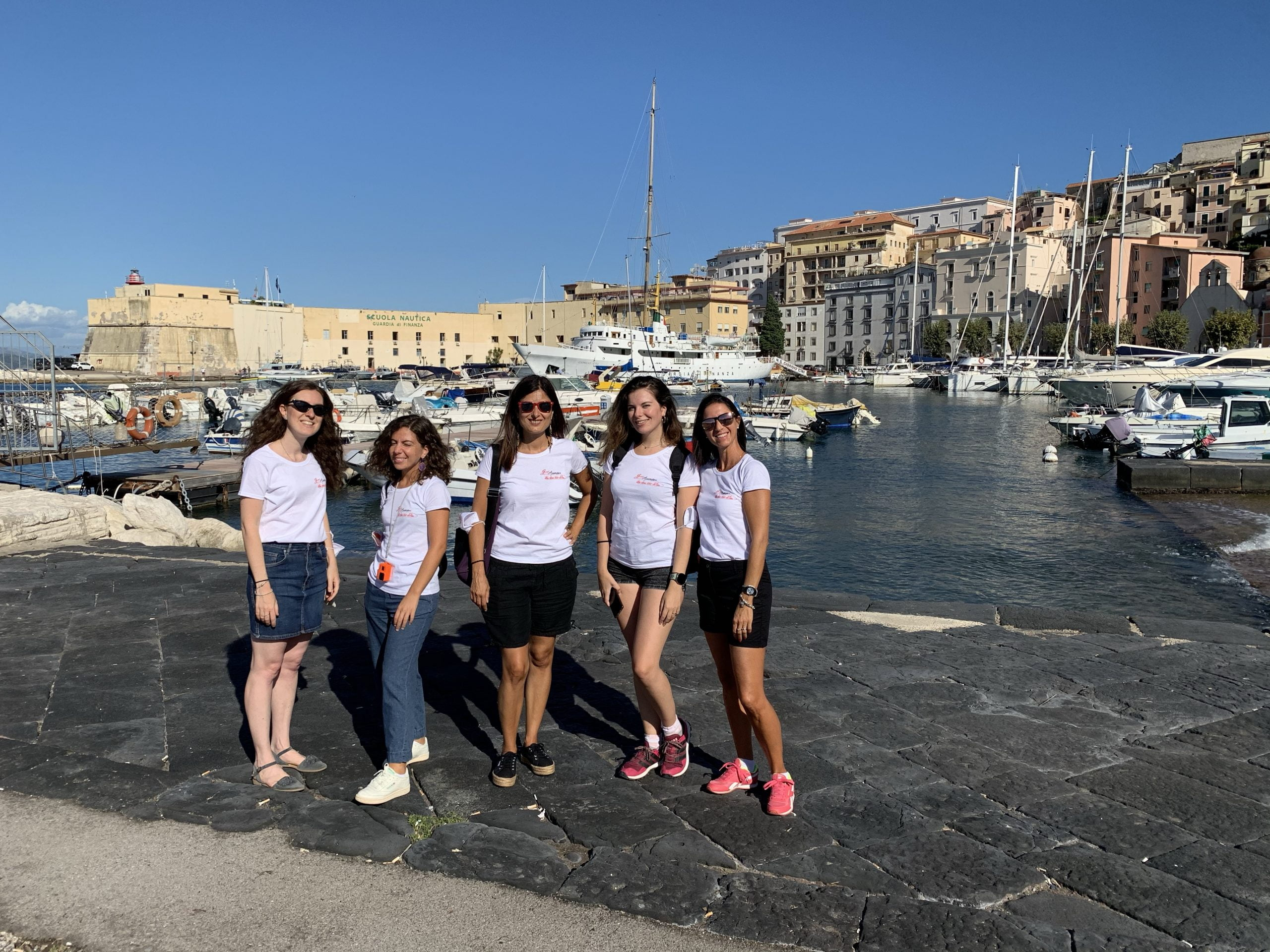GaetAvventura è il primo travel blog tour della città di Gaeta, ideato e organizzato da Trevaligie.com