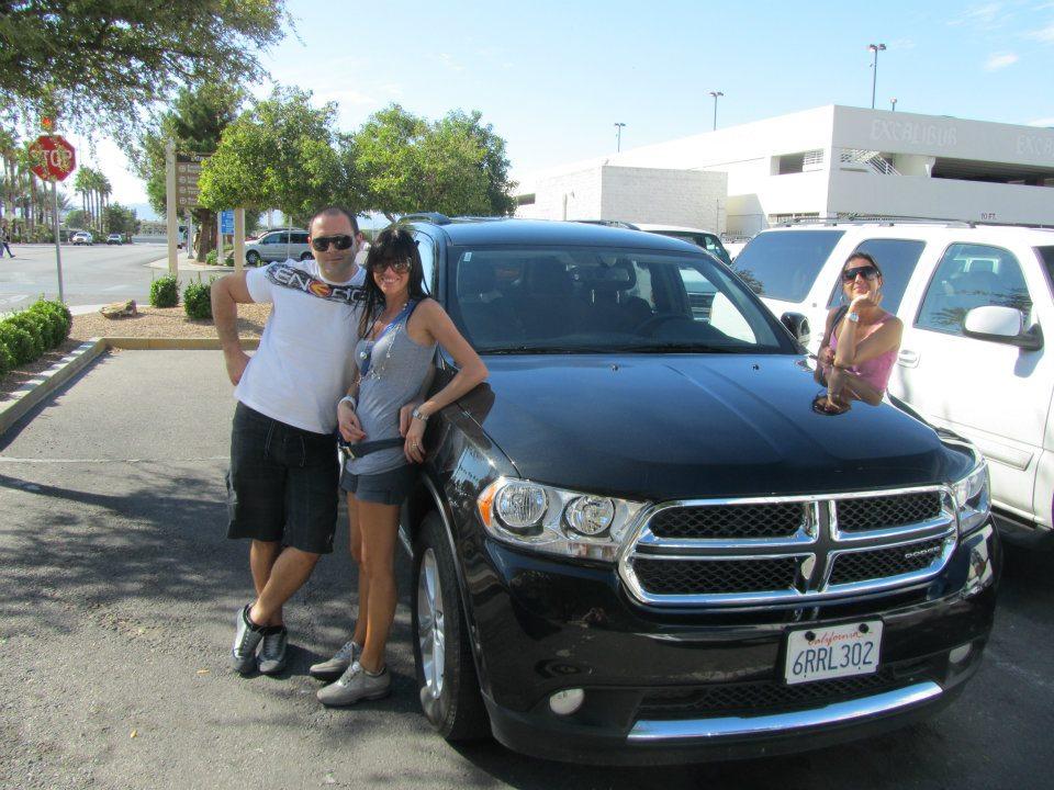 Per il nostro viaggio on the road negli States abbiamo scelto un auto grande e confortevole, in grado di accompagnarci senza intoppi sulle strade americane.