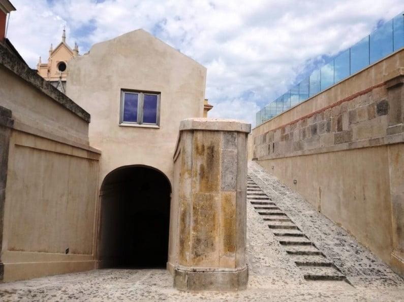 I bastioni La Favorita di Gaeta, dimora storica del Lazio. Foto h24Notizie