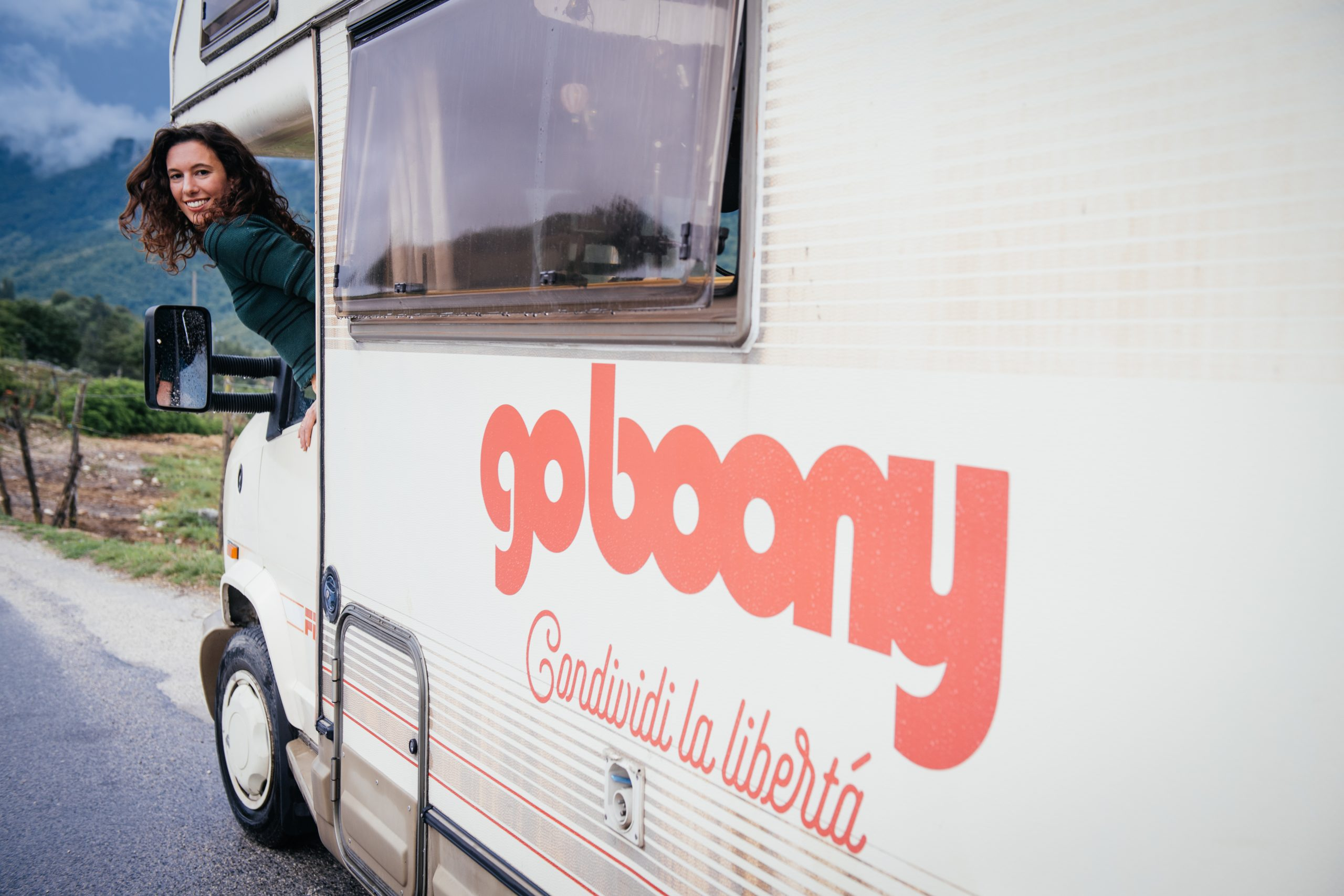 Viaggiare in camper è al momento la soluzione migliore. Viaggiare con Goboony è anche economico, sicuro e divertente!