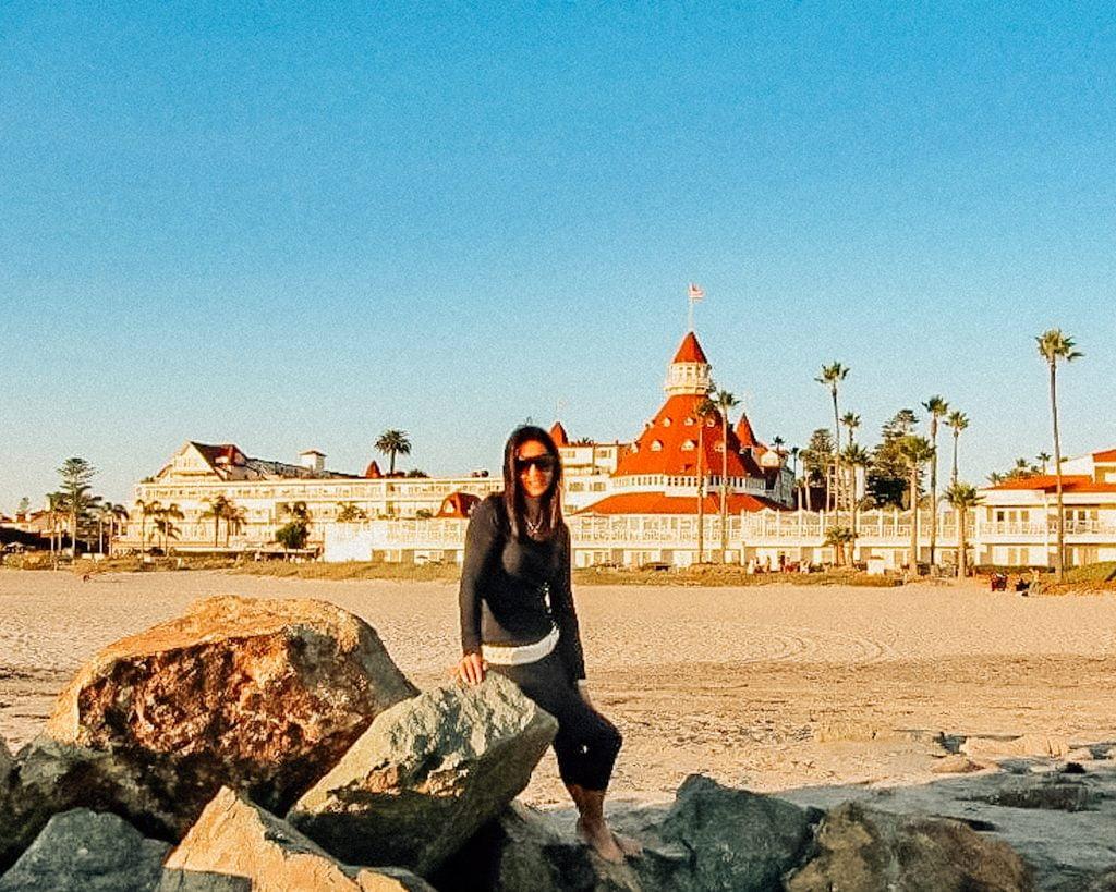 Durante il nostro viaggio on the road in California abbiao scoperto l'Hotel del Coronado, nella baia di San Diego. Uno dei resort più grandi e più famosi del mondo, dall'inconfondibile stile vittoriano.
