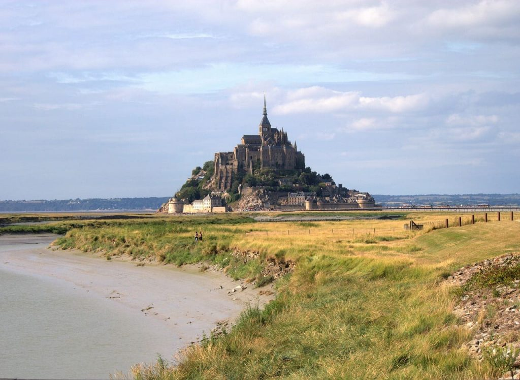 Mont Saint Michel e il fascino delle maree