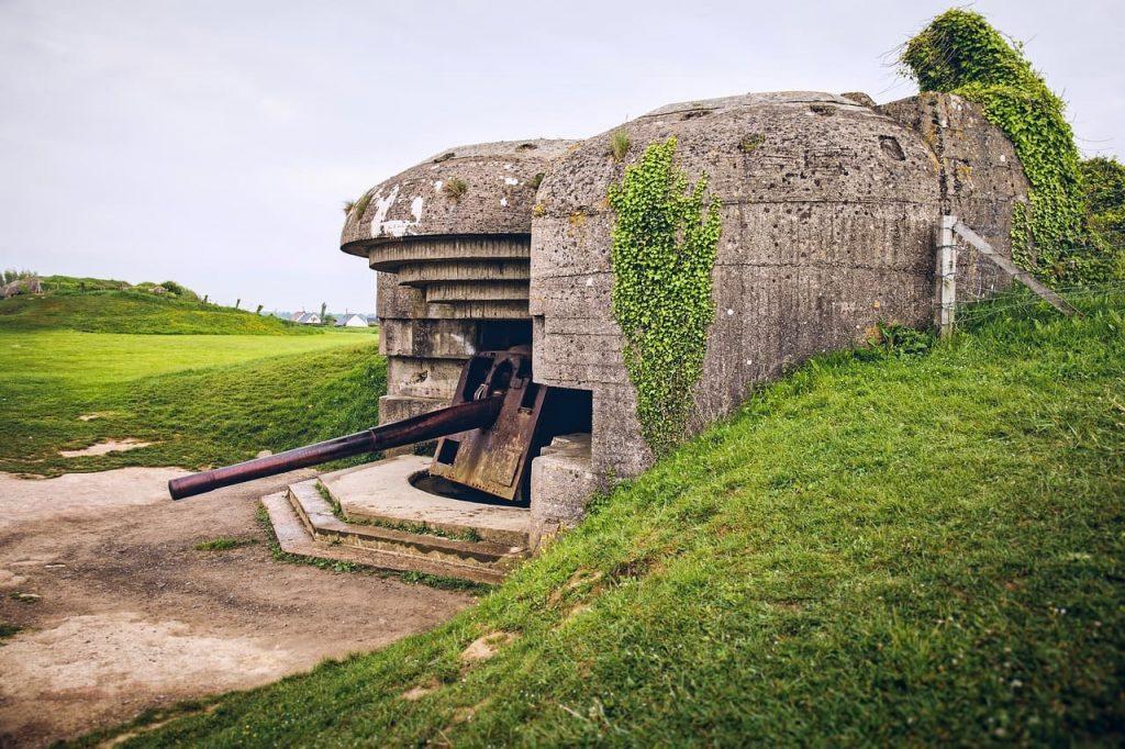 Arromanches e le spiagge dello sbarco in Normandia