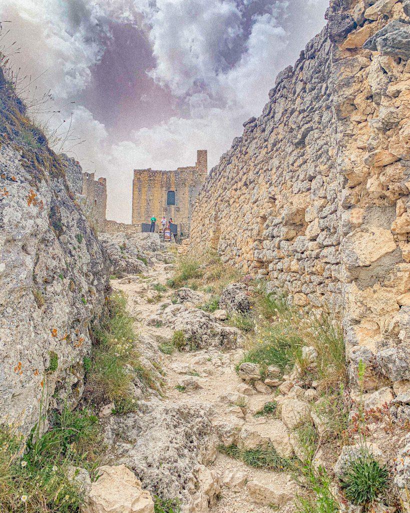 Rocca Calascio. Paesaggi d'Abruzzo