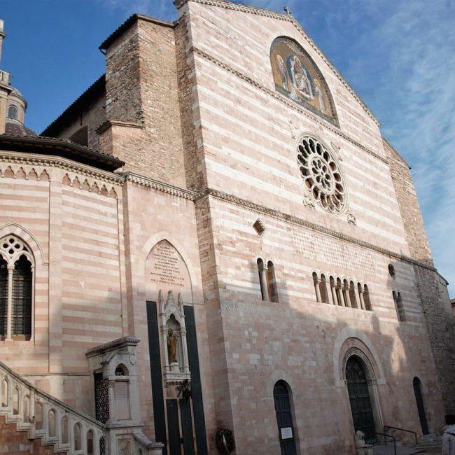Foligno. Cosa vedere in Umbria durante un viaggio on the road.