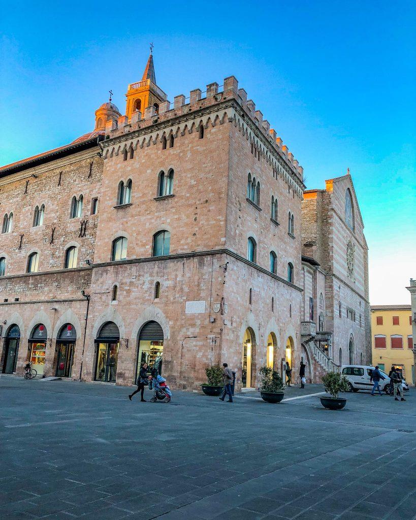Foligno. Cosa vedere in Umbria on the road.