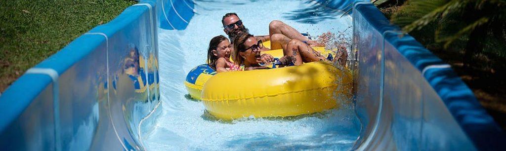 hawaii park a cassino, attività outdoor da fare nel Lazio con la famiglia