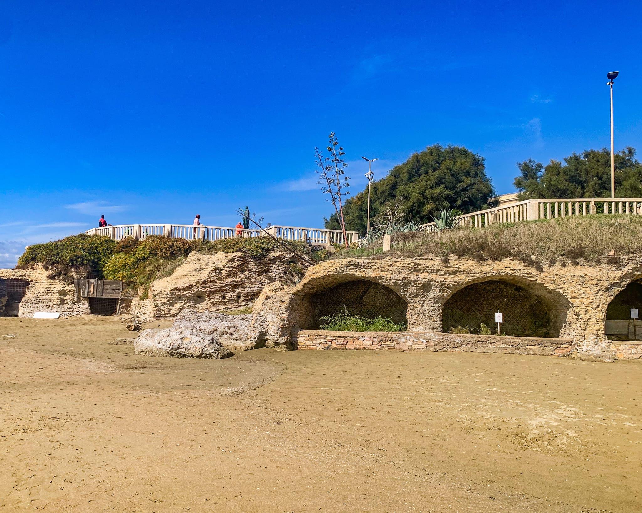 Le grotte di Nerone di anzio